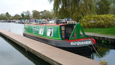 Nut Quacker 35